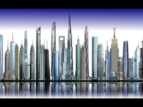 Top 10 Highest Buildings In The World - 2016
