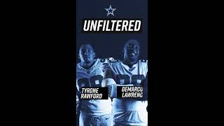 Unfiltered: Tyrone Crawford and DeMarcus Lawrence | Dallas Cowboys 2018