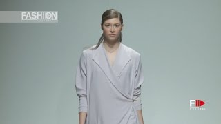 SOMERSET JANE Fall Winter 2017 2018 SAFW by Fashion Channel