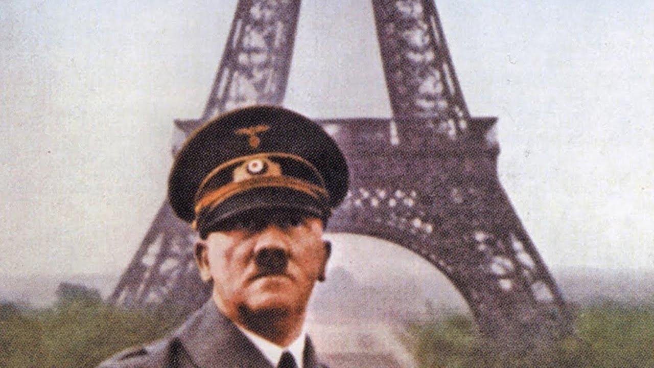 L'ordre secret d'Hitler pour détruire Paris (23 août 1944) - HDG #34