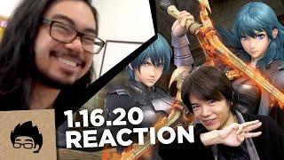 Mr. Sakurai Talks - Full Smash Direct 1/16/2020 - Artsy Omni Reaction