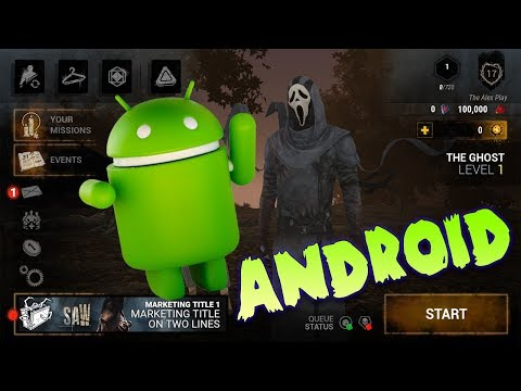 Скоро на андроид Dead By Daylight Mobile Gameplay! для любителей Horrorfield Online