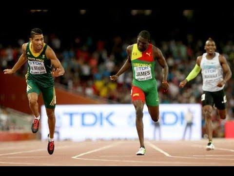 Final - 400 m men (World Championship London 2017)