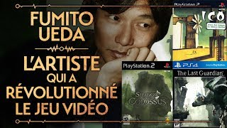 PVR #21 : FUMITO UEDA - LE CREATEUR D'ICO, SHADOW OF THE COLOSSUS ET THE LAST GUARDIAN.
