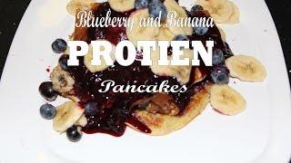 Protien Pancake Recipe Thumbnail
