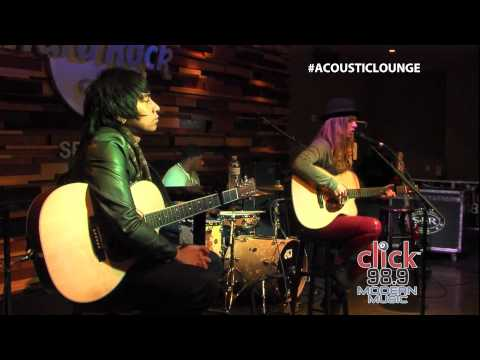 Click 98.9 Acoustic Lounge: ZZ Ward Full Performance