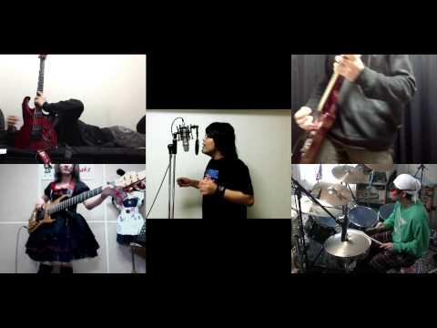 [HD]Seiken Tsukai no World Break OP [Hi no Ito Rinne no GEMINI] Band cover