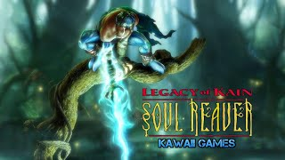 Legacy of Kain: Soul Reaver 100% Walkthrough Health, Eldritch Powerups, Fire Reaver NO COMMENTARY