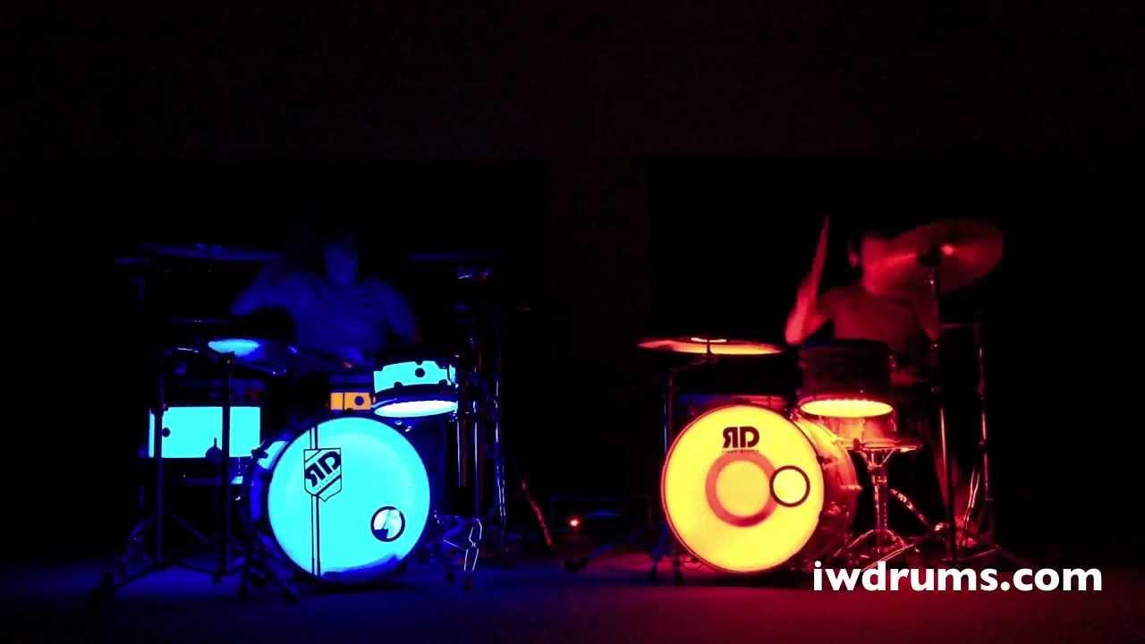Independent Dmx Controller Drumlite Formerly Iw Drums