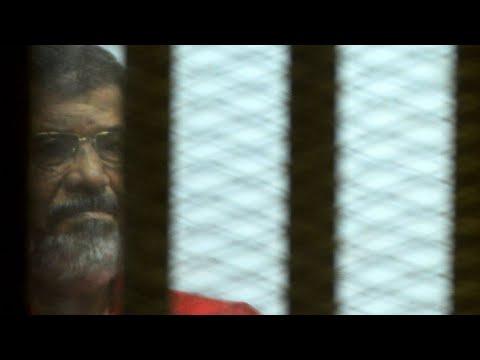 وفاة الرئيس المصري السابق محمد مرسي في المحكمة  - نشر قبل 34 دقيقة