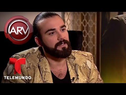 José Luis Reséndez revela todo sobre su personaje EL Teca en Señora Acero 2 | ARV | Telemundo