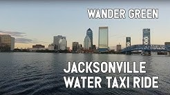 St. Johns River Water Taxi Jacksonville, Florida