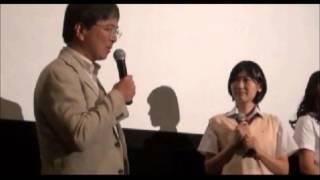 鶴田法男監督が木嶋のりこさんを絶賛。 映画「Z~ゼット~果てなき希望...