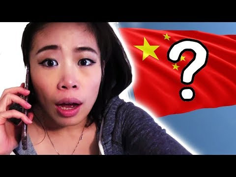 Chinese Wife Finds Out She's NOT CHINESE! DNA TEST!