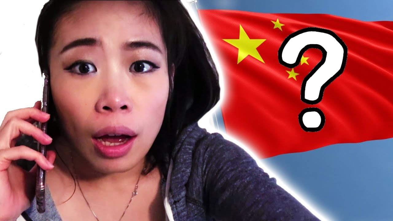 chinese wife finds out