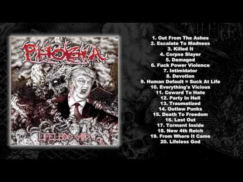 Phobia - Lifeless God full album stream