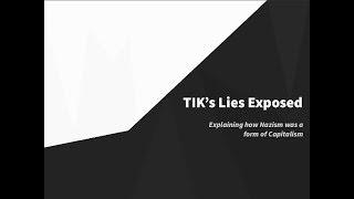 Nazi Germany was Capitalist: Response to TIK