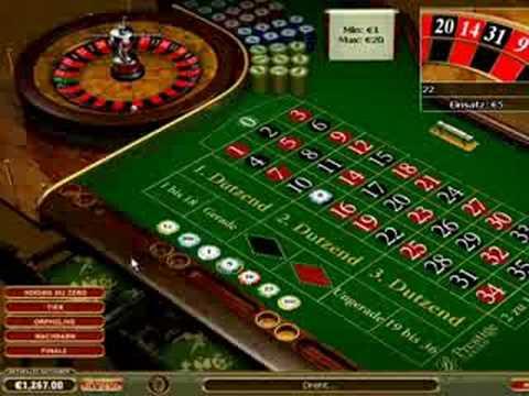 roulette system rot schwarz