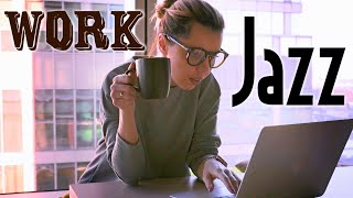 Brain Power Jazz Music For Work & Study - Concentration & Focus Music