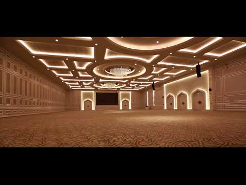 WEDDING HALL COMPLEX - DOHA , QATAR Indoor Lighting