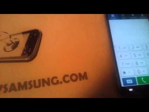 Sprint Note 3 Unlock and IMEI Service Demo