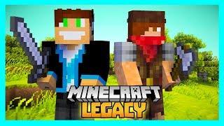 Minecraft Legacy #13 - ZMIANY! /w Bobix