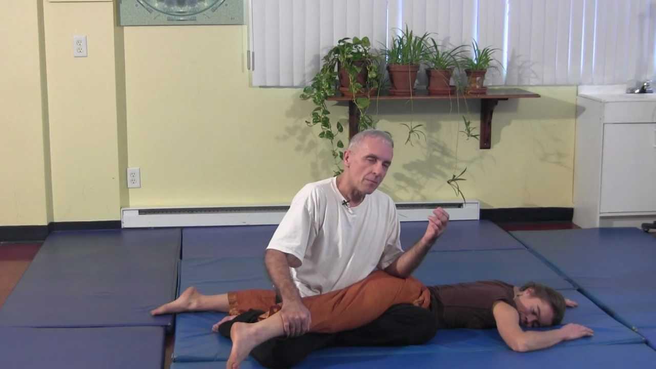 massage demonstration Erotic