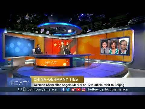The Heat: China-Germany Ties