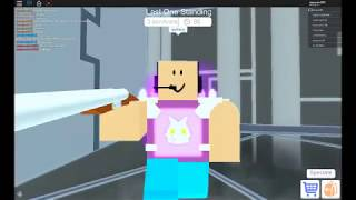 how to watch them across the wall in ROBLOX