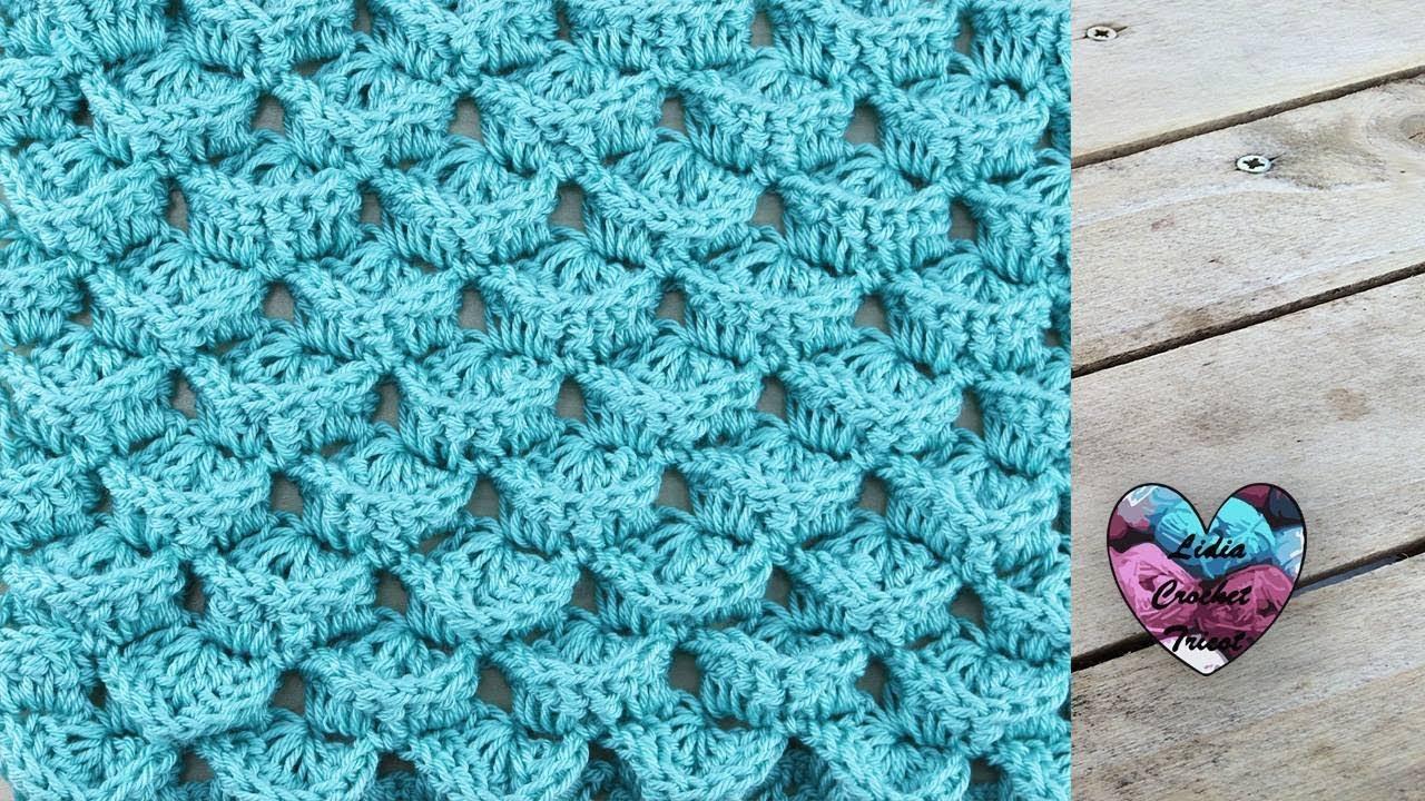 3d Crochet Youtube Youtube Crochet Splendide 3d Point Splendide Point Point 4CnqO