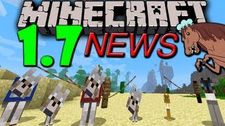 Minecraft 1.6 Snapshot: 1.7 News, Biome/Ocean Update, Dragons Revisited, Pet Stealing 13w25c
