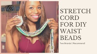 Stretch Cord for DIY Stretch Waist Beads
