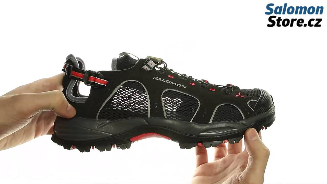 Salomon Techamphibian 3 W blackdark cloudpapaya ab 59,90
