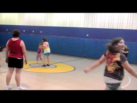 Zumba, & annoying pre-teens! Day 14 (June 14, 2011)