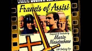 Theme and Main Title - Francis of Assisi (Ost) [1961]
