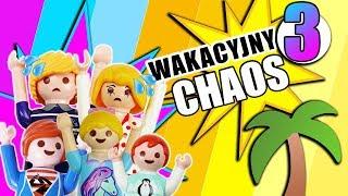 Playmobil Film polski WAKACYJNY CHAOS 3 - film! Całkowicie odjechany urlop rodziny Wróblewskich