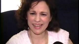 Joni James--1995 TV Interview, Capitol Records Studio