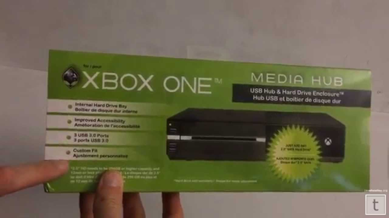 Collective Minds XBOX One Media Hub Unbox & Install Walkthrough