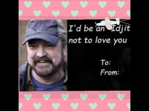 Supernatural Valentine Cards