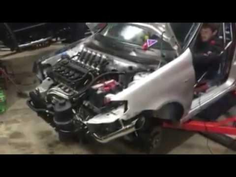 Fiat Palio DO#55 motor Fivetech aspirado com FT500