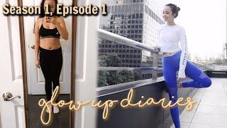 HOW TO GLOW UP | Glow up Diaries Episode 1