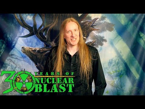 WINTERSUN - Jari on being a musician and playing in Wintersun (OFFICIAL TRAILER)