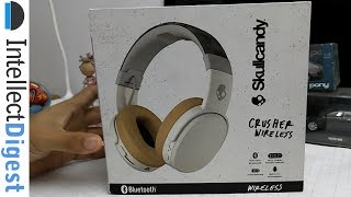 Video The Best Budget Bass Headphones- Skullcandy Crusher Wireless Unboxing & Hands On Review download MP3, 3GP, MP4, WEBM, AVI, FLV Juli 2018