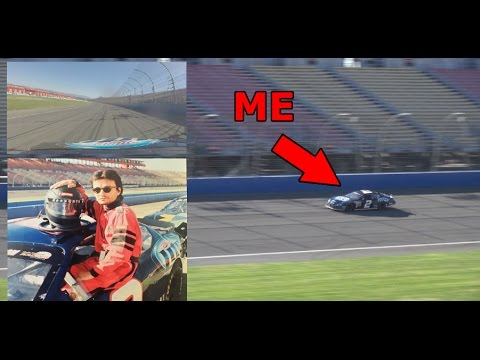 Rusty Wallace Driving Experience November 14, 2015 Auto Club Speedway