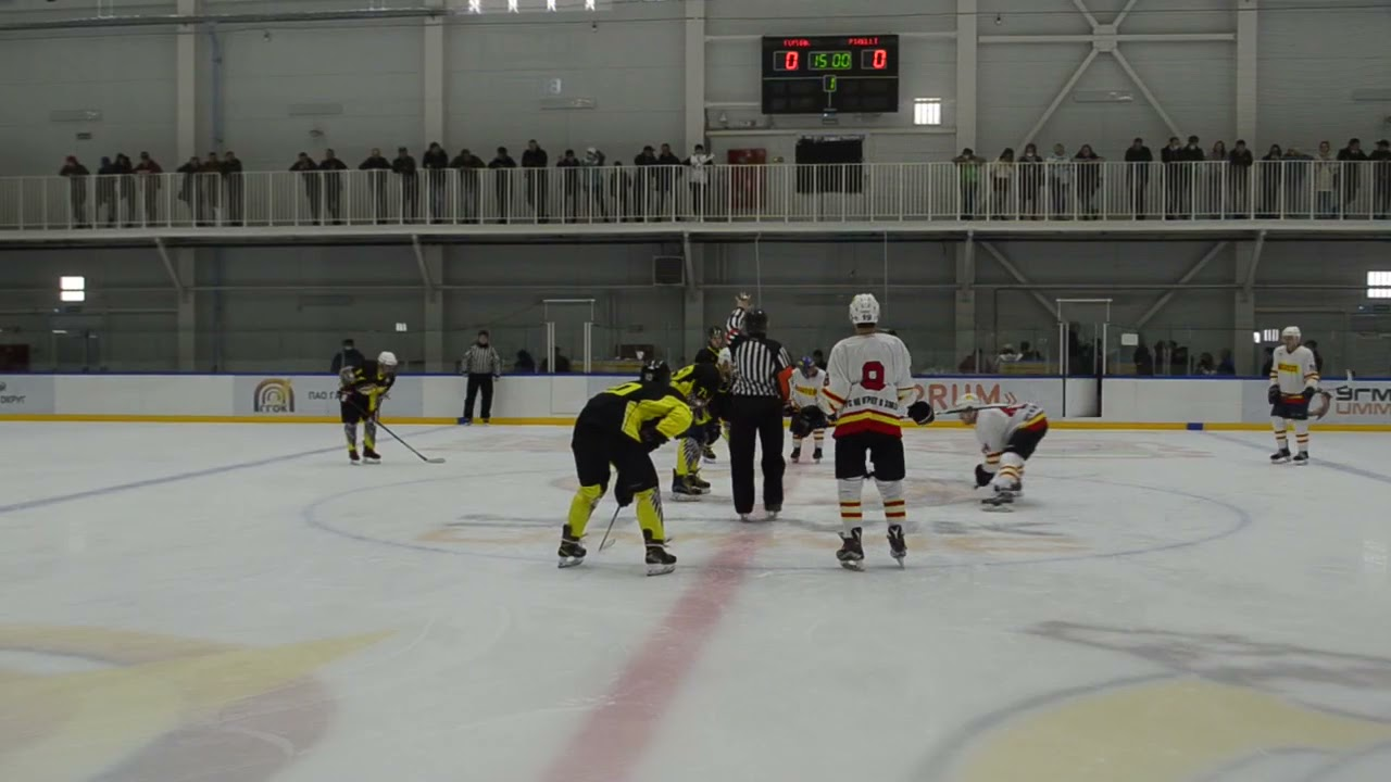 Хоккей Финал в Гае 10042021