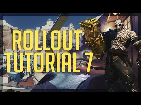 Doomfist RolloutsSpotsBounces Guide 7 Lijiang  Ilios