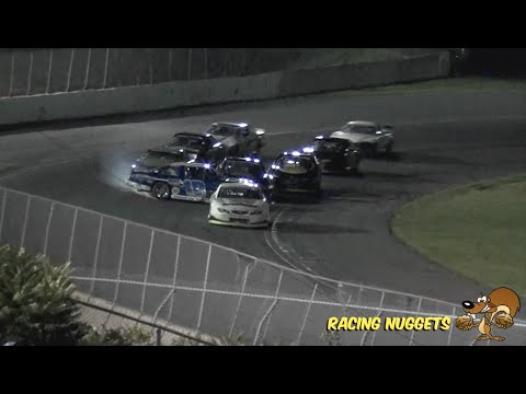 The Wreck Reel from Marshfield Motor Speedway 08 13 16