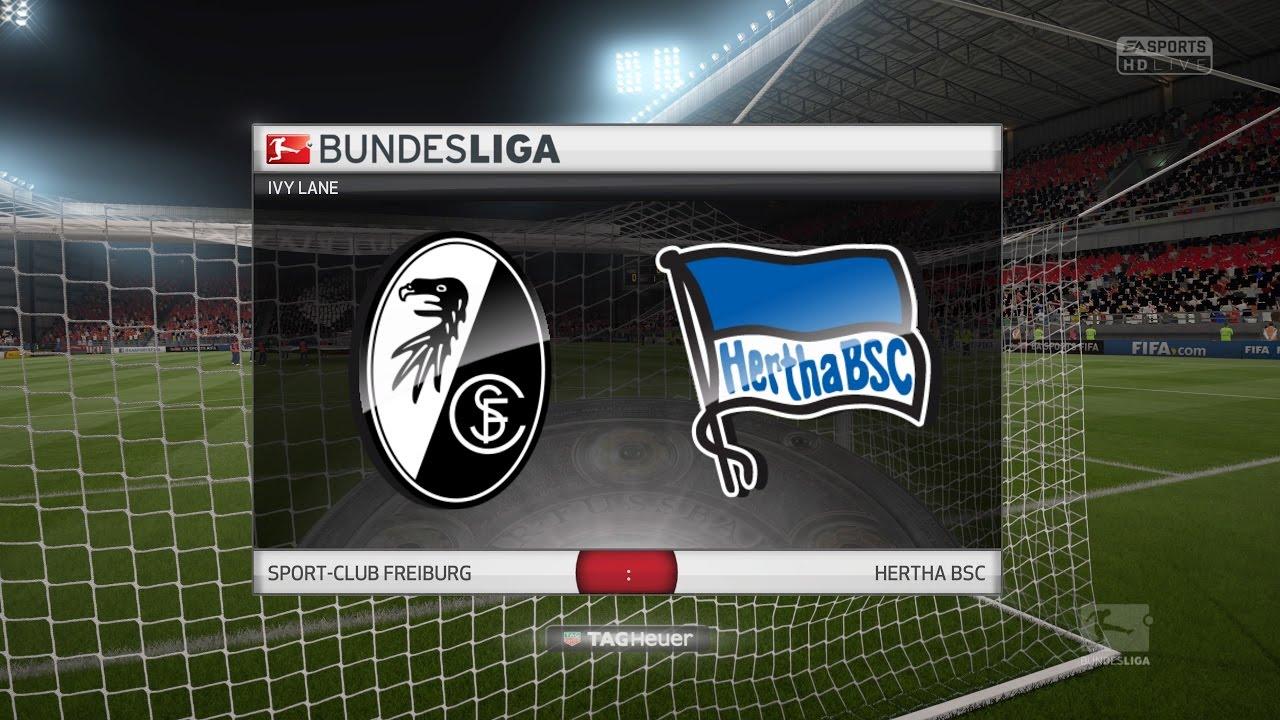 Bundesliga Spieltag 16 17