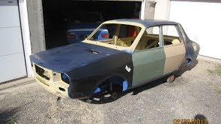 Part3 Restauration R12 Coupe Gordini par Spoilt43 (3e Partie)