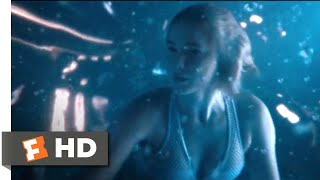 Passengers (2016): Losing Gravity in Swimming Pool thumbnail